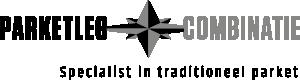 Parketlegcombinatie Logo